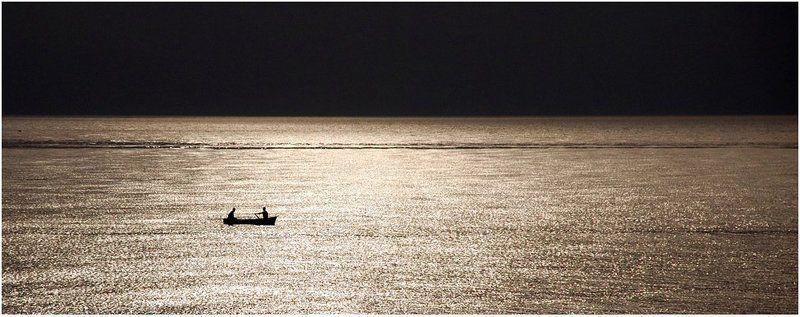 утро, лодка, море_черное Рано-рано утром (3)photo preview