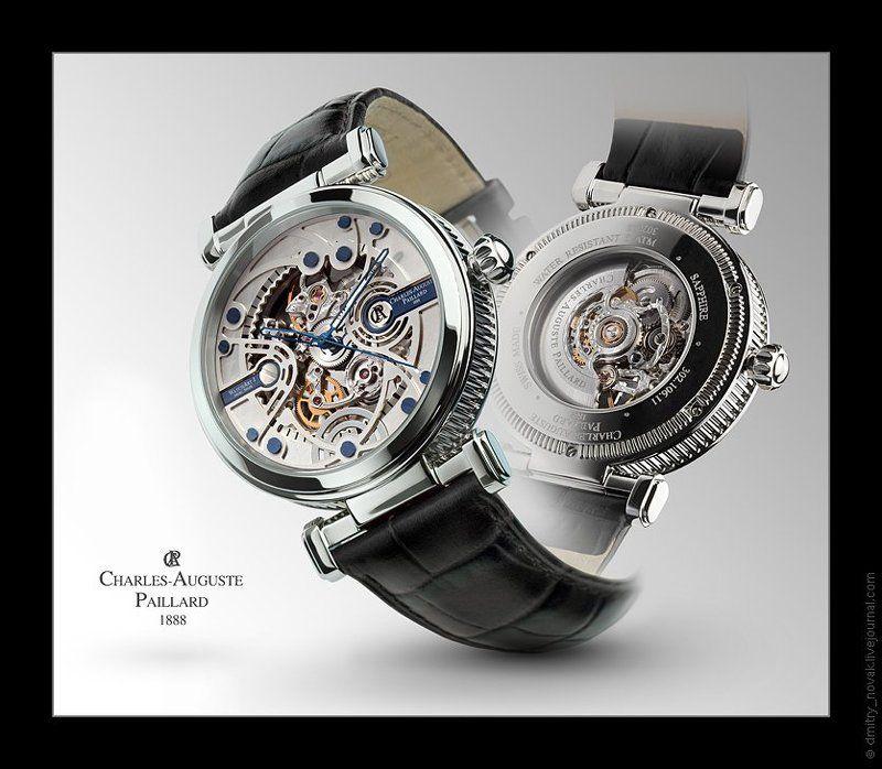наручные часы, charles-auguste paillard Charles-Auguste Paillardphoto preview