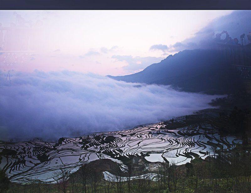 yuanyang hani terrace-in china photo preview