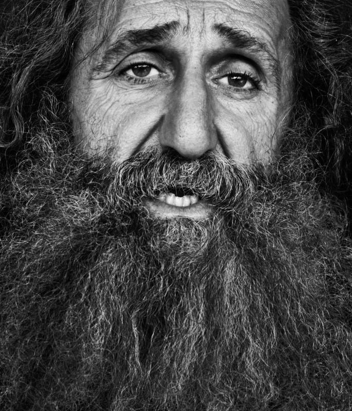 портрет, лицо, человек, мужчина, взгляд, глаза Старецphoto preview