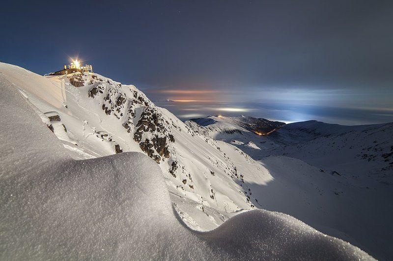 Болгария, ночь,  Мусалаphoto preview