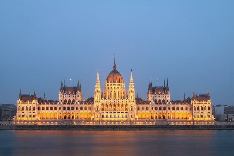 budapest, будапешт, парламент, parliament Budapest Parliament building at nightphoto preview