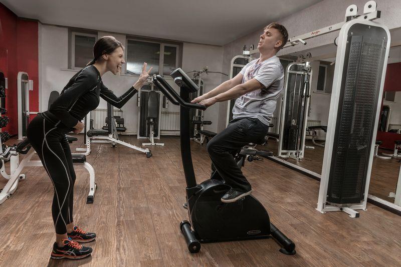 спорт, мотивация, тренер, зал, фитнес Мотивацияphoto preview