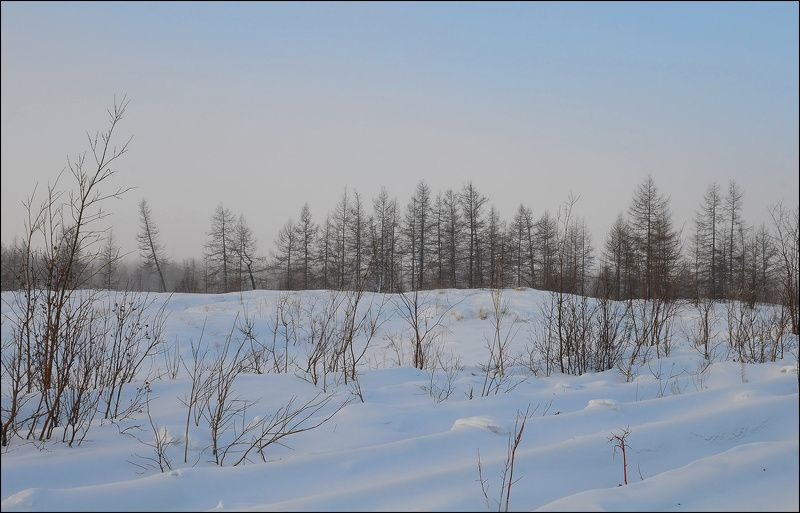 Таймыр,зима,солнце Сквозь Тучи солнце светилоphoto preview