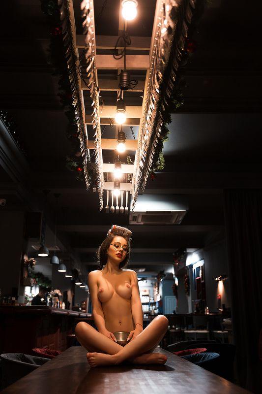 nude, art, girl, maerspro Готовим соус с Беллойphoto preview