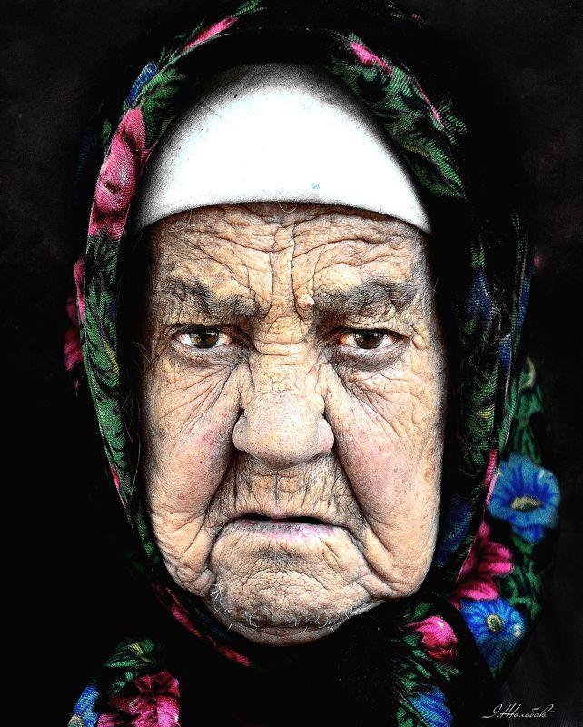 Портрет сусідки баби Киліphoto preview