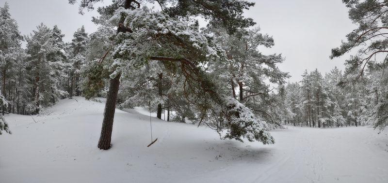 Еще немного снега?photo preview
