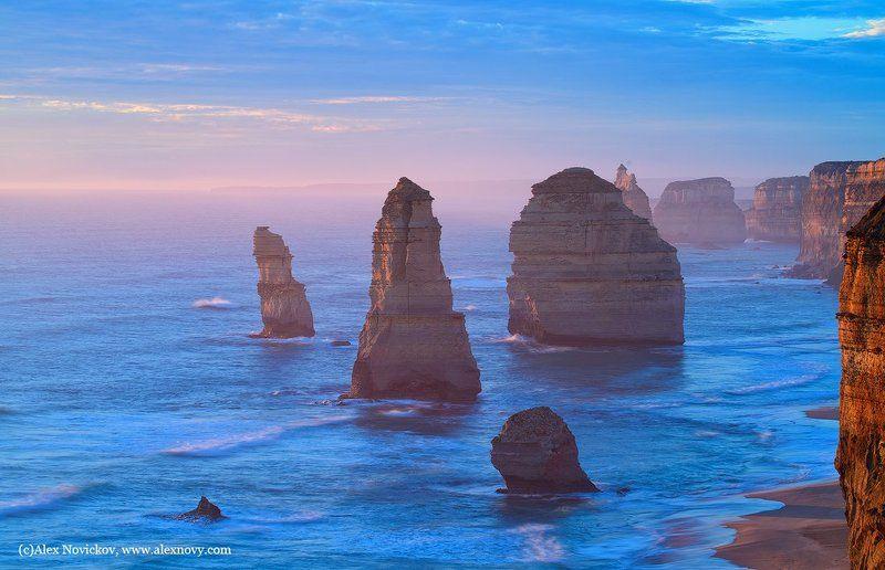 australia, landscape In bluephoto preview