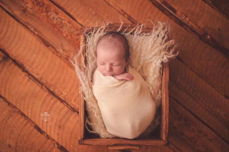 новорожденный, малыш, newborn Глебphoto preview
