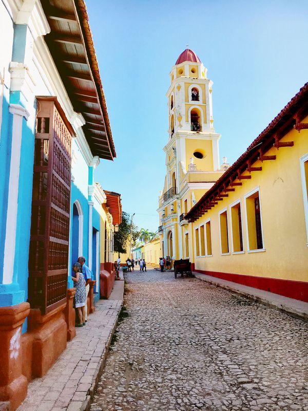 куба тринидад cuba trinidad путешествие adventure travel tourism туризм Cuba (Trinidad)photo preview