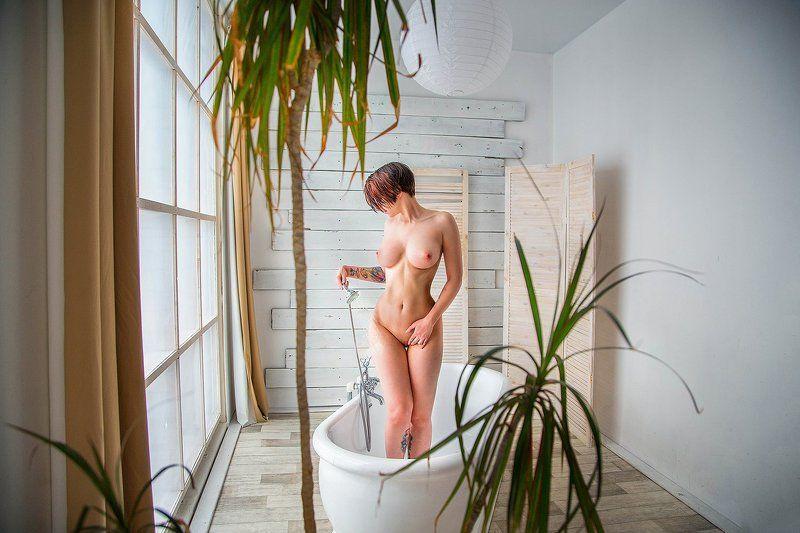 Бодрящий душ...photo preview