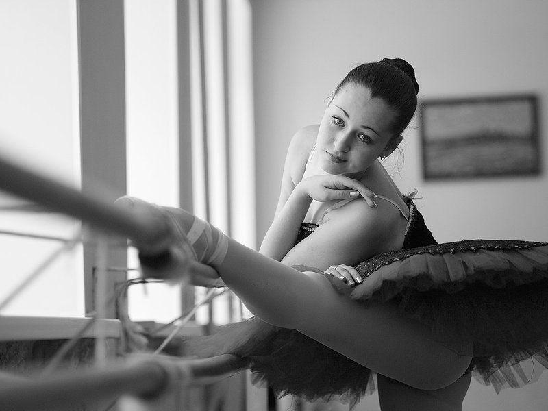 балерина, девочка Балеринаphoto preview