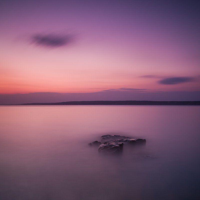 жигулевск, тольятти, море, река, волга, закат, вечер photo preview