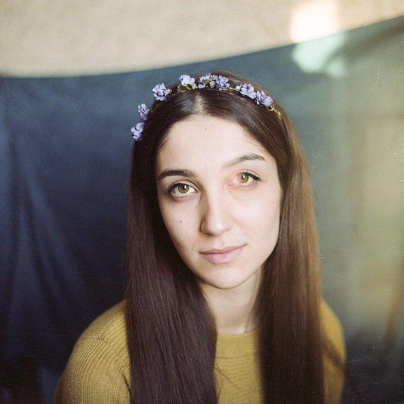 Света. Весенний портрет.photo preview