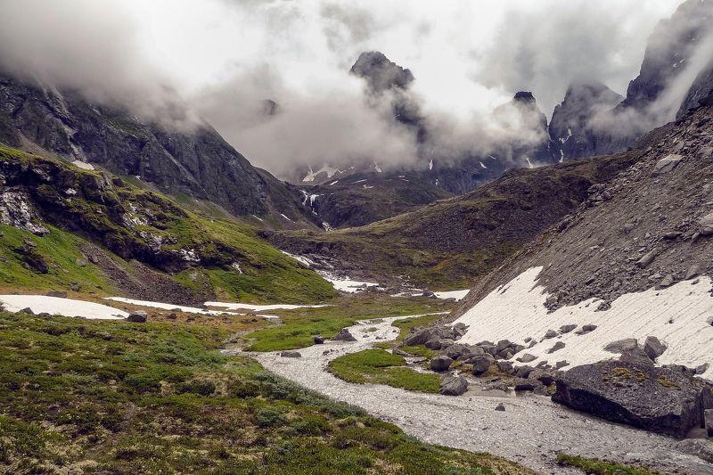 кодар,река,снег,горы *-*-*photo preview