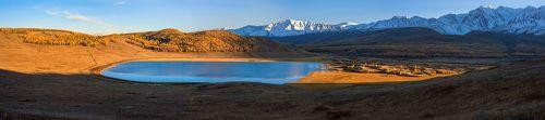 Pro театр теней и отражений на озере Джангысколь
