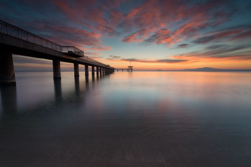 Burgas at sunrisephoto preview