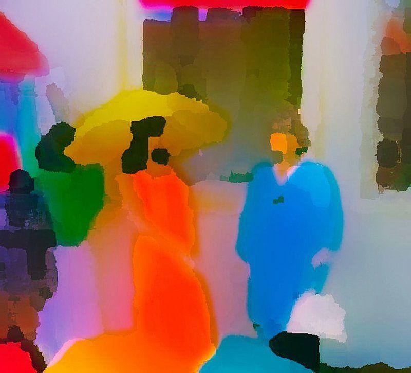 дамы,зонтик дама с зонтикомphoto preview