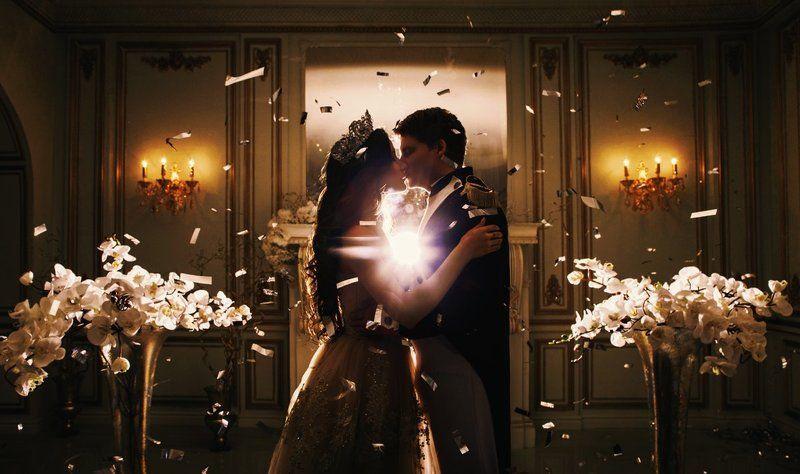 сказка, пара, Золушка, свадьба, арт Сказка Золушкиphoto preview