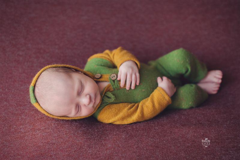 новорожденный, малыш, newborn Мужчинаphoto preview