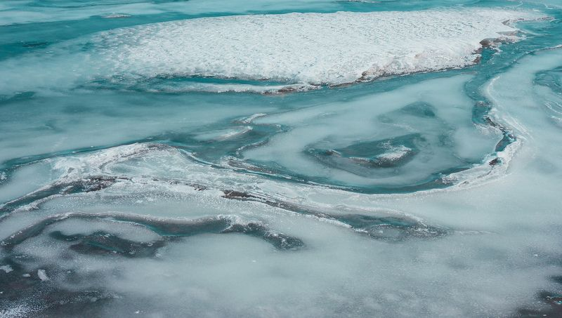 Природа, весна, март, лед, вода, снег Краски ранней весныphoto preview