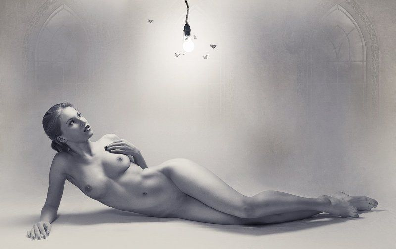 b&w, beauty, girl, glamour, nu, nude ZzLVphoto preview