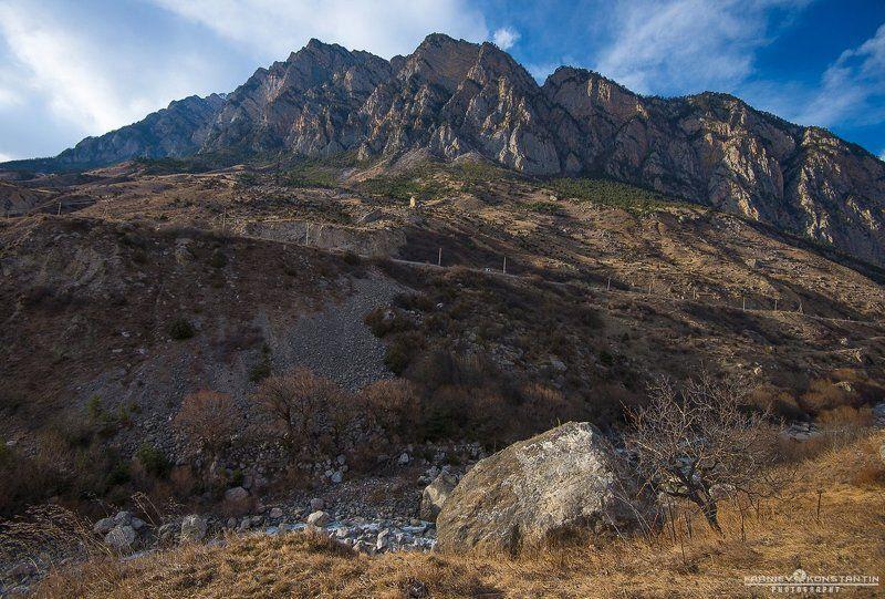 Зинцар, Северная Осетия, Осетия,  Местечко возле селения Зинцар. Северная Осетия-Алания. photo preview