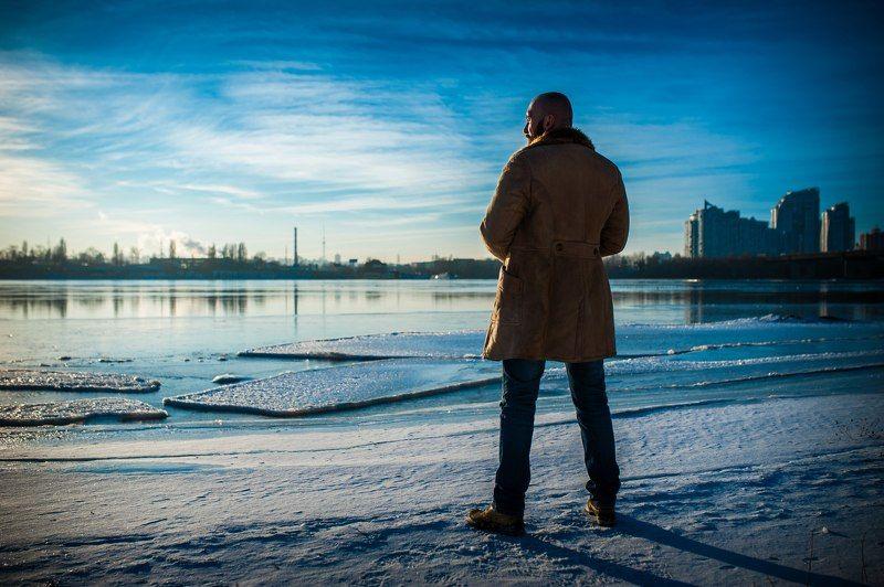 winter riverphoto preview