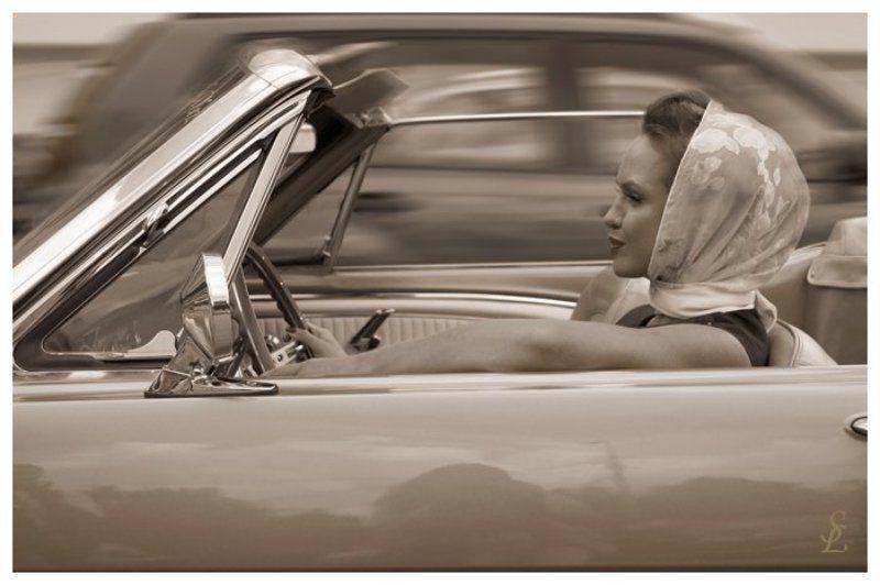 машина, леди Автоледиphoto preview