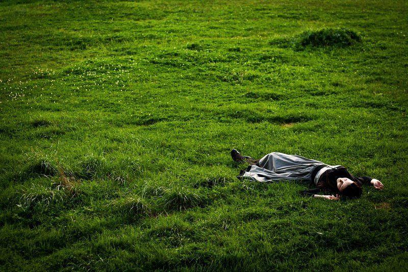 Grass so geen...photo preview