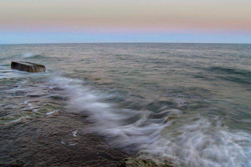 пейзаж,море,вечер photo preview