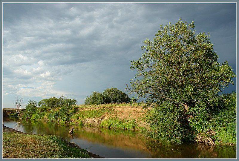 Закат ушедшего лета.photo preview