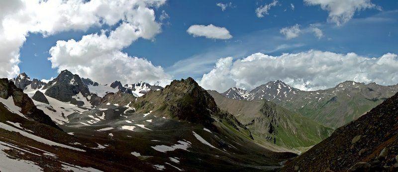 кавказ, приэльбрусье, горы Кавказphoto preview