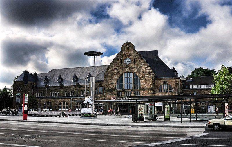 аахенский, центральный, вокзал Старый вокзалphoto preview
