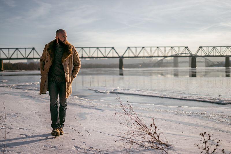 winter river 2photo preview