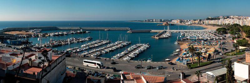 испания Как то так живут в маленьких городках Испанииphoto preview