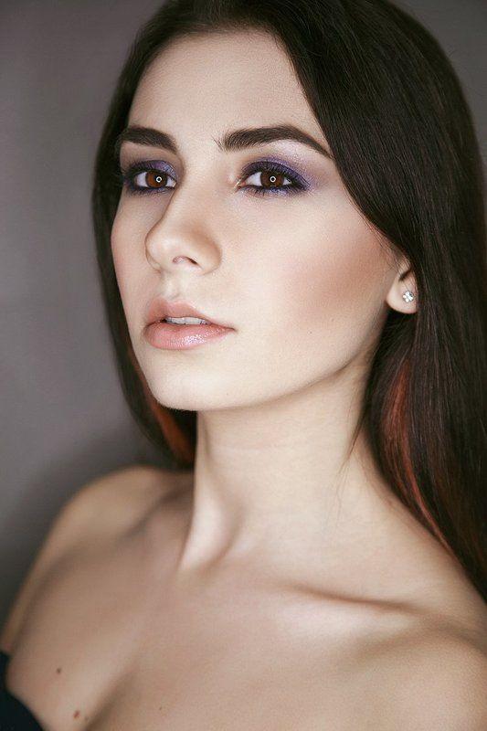 потрет, девушка, макияж, красиво, крым, симферополь, фотограф, модель, фотосессия, портретphoto preview