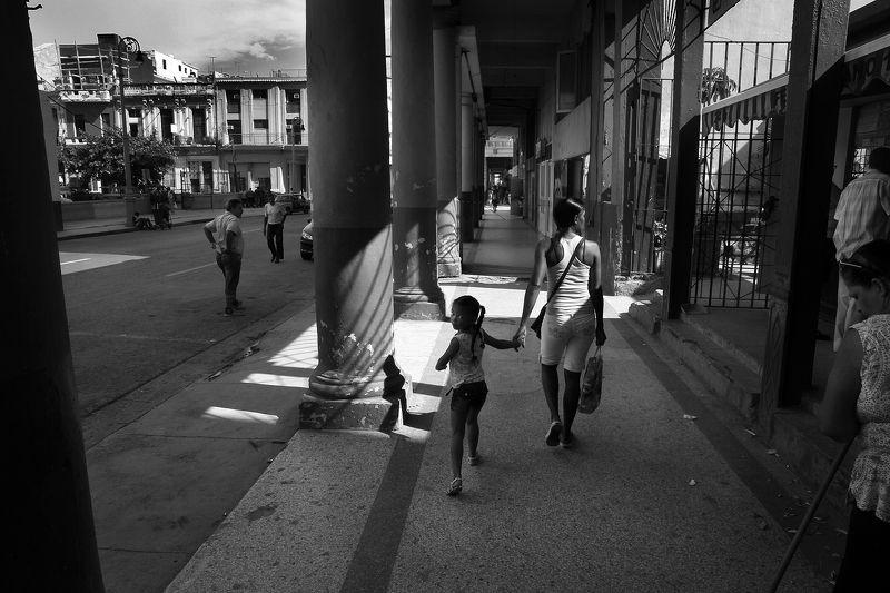 havana, гавана, город, стрит, люди, куба Havana streetsphoto preview