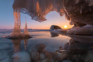 Царство льда и света