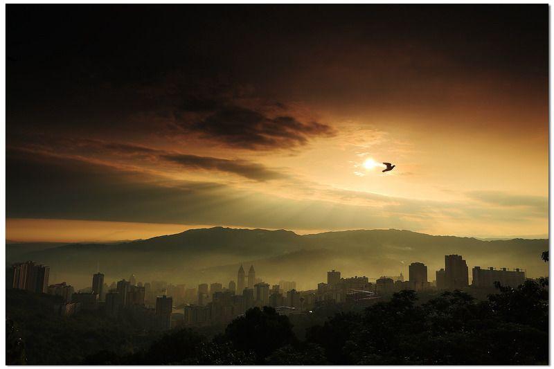chongqing, fuling, china пейзажphoto preview