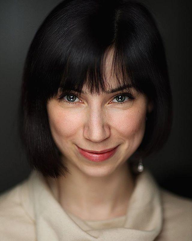 портрет, лицо, девушка, глаза, улыбка Ольгаphoto preview