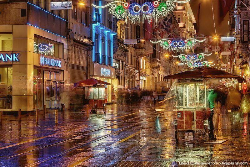 Ночной Стамбулphoto preview