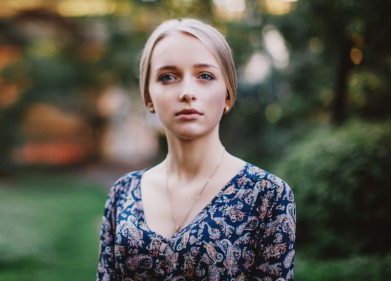 portrait, girl, people, beautiful, natural light, Colour, Minsk Nadyaphoto preview