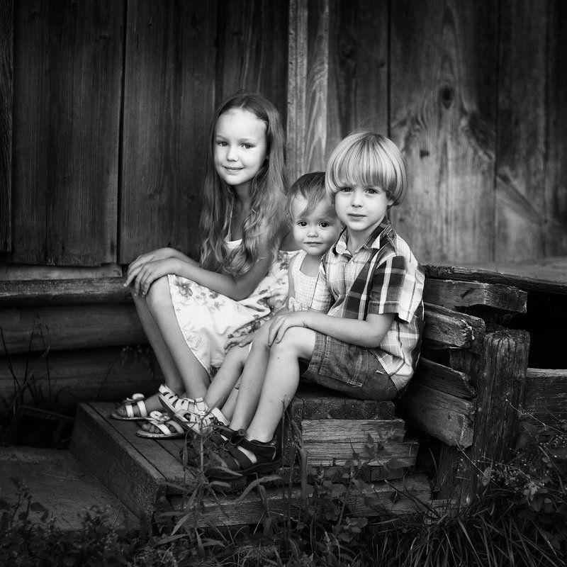 child, children, family Threephoto preview