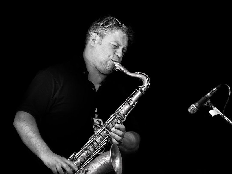 jazz; sax; music; Dmitry Alexandrov (Bobeen)photo preview