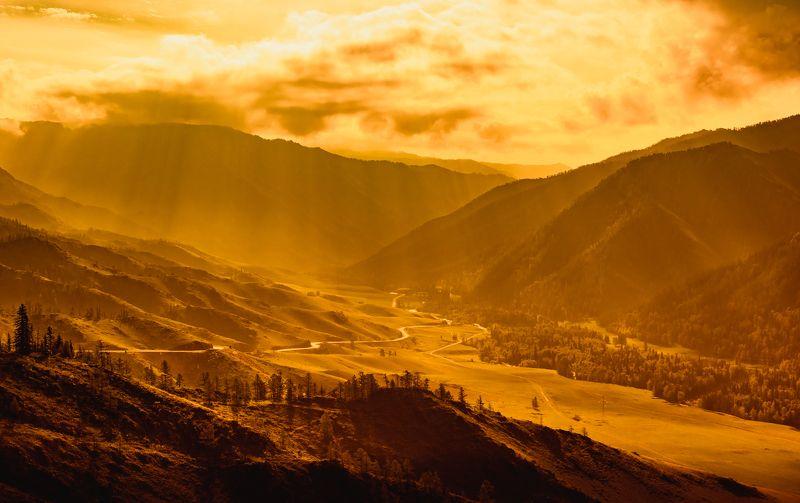 Горный Алтай, Чуйский тракт, перевал Чике-Таман.photo preview
