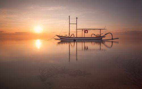 Балийский рассвет