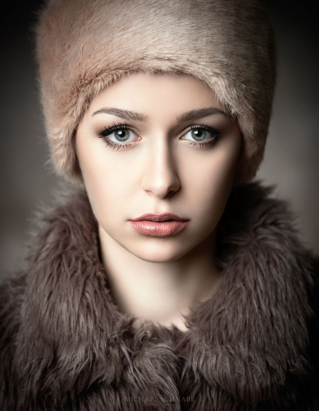 portrait, headshot, woman, furhat, fakefur, Theresaphoto preview