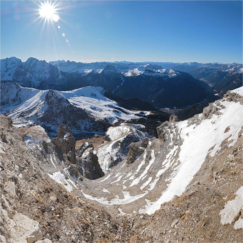 alps, альпы, italy, италия [закружило]photo preview