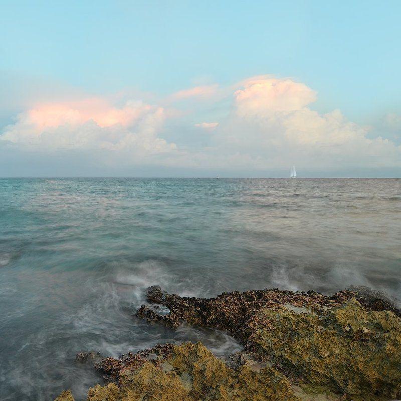 настроение, медитация, лето, море, парус, волны, созерцание, mood, travel, walk, meditation Лето навсегдаphoto preview